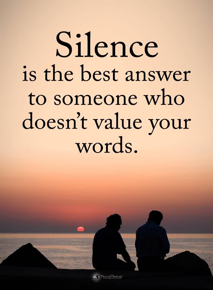 Quotes About Silence : quotes, about, silence, Silence, Quotes, Which, Deepest, Thing, Brainy, Readers