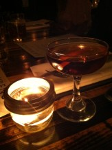 Vermouth and Whisky