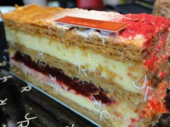Strawberry Milles-Feuilles