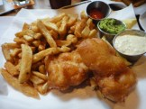 Little Burgundy Fish & Chips