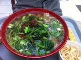 Pork Soup with Vegetable