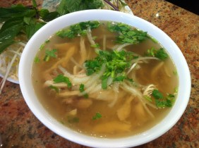 Chicken Tonkinese Soup