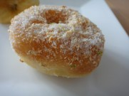 Coconut-Lime Donut