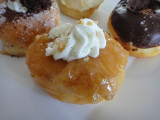 Upside Down Pineapple Donut