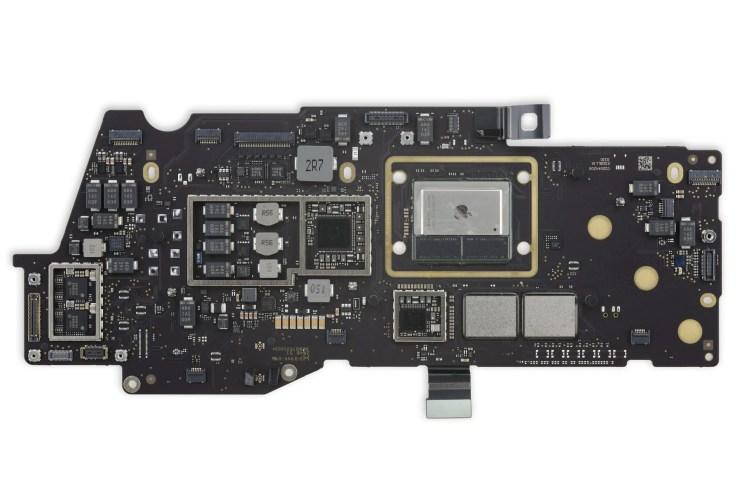 MacBook Pro M1 ploča