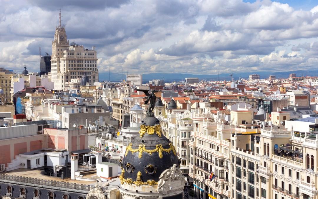 Llegada a Madrid y cumpleaños de Elica