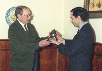 Hace 21 años arrancó el Premio Brajnović