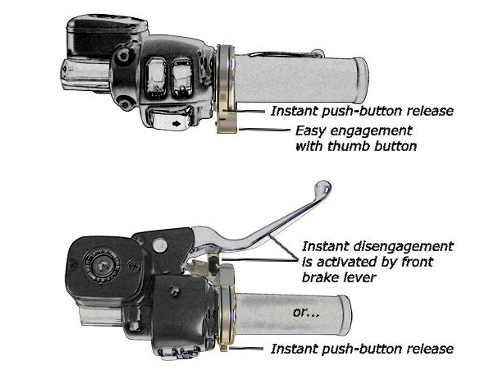 2014 Bmw R1200gs Wiring Diagram Motorcycle Cruise Control Brakeaway Products