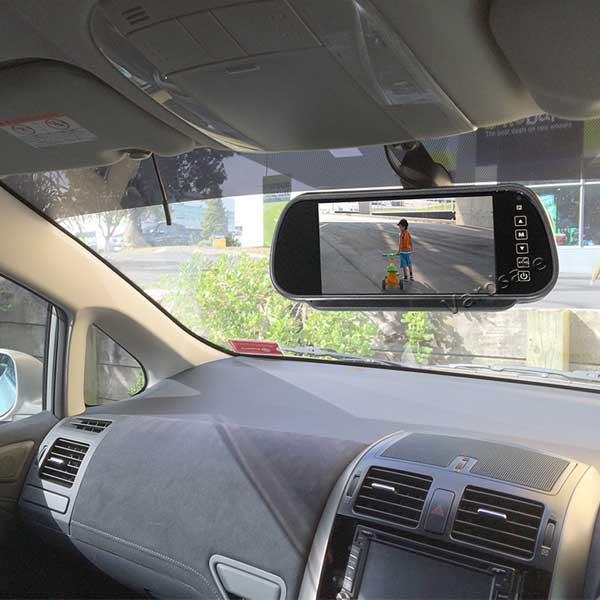Monitor Camera Wireless System