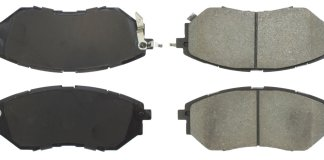 Stoptech 309.10780 Street Performance Front Brake Pad Review