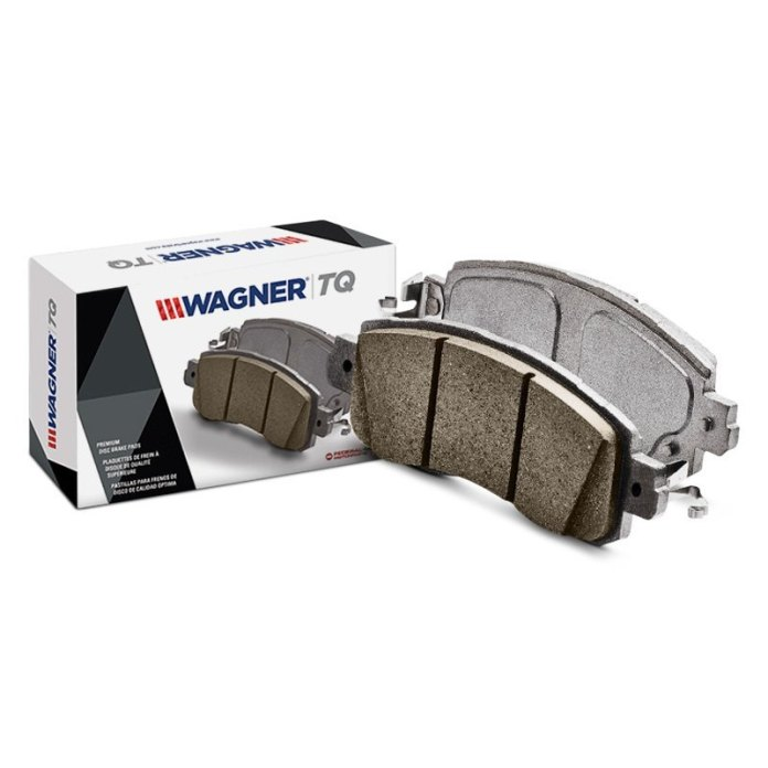 Wagner ThermoQuiet QC1324 Ceramic Disc Pad Review