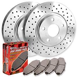 Brake pad warranty