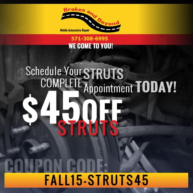 strut replacement coupon