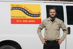 Brakes and Beyond: Mobile Mobile Mechanic Service serving all of Northern VA.