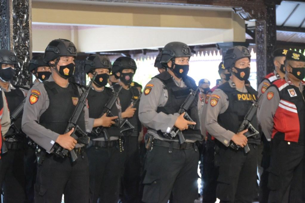 Aparat Keamanan Sudah Siaga Amankan Perayaan Paskah di Purbalingga