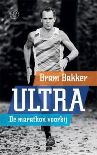 Ultra de marathon voorbij Bram Bakker