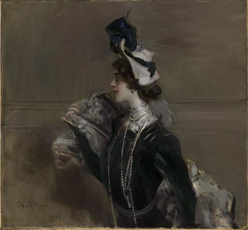 Boldini portrait-of-mme-lina-cavalieri-1901