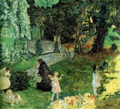 Bonnard 1901 the green gardens