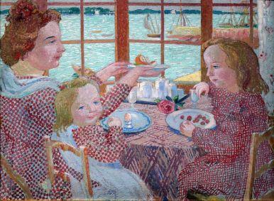 Maurice Dennis 1901 Breakfast