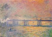 Monet_-_Charing_Cross_Bridge 1901