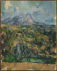 Cézanne,_Mont_Sainte-Victoire 1906