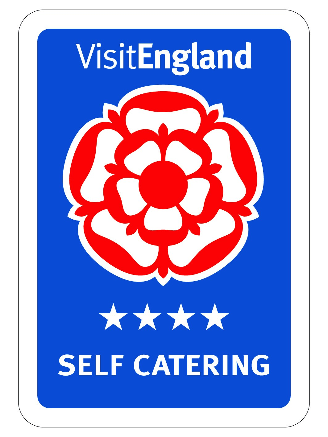 Visit England 4 star rating