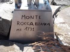 Vetta del Roccabiasca