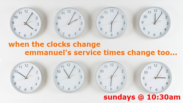 10:30 services
