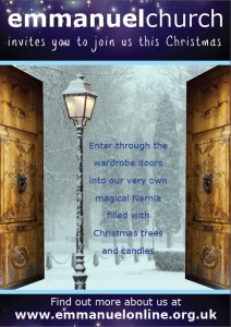 Christmas flyer front1