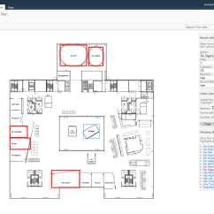 Visio Application Diagram Jayco Trailer Plug Wiring Services Development Bram De Jager Coder Figure 5 Screenshot Of Floor Plan