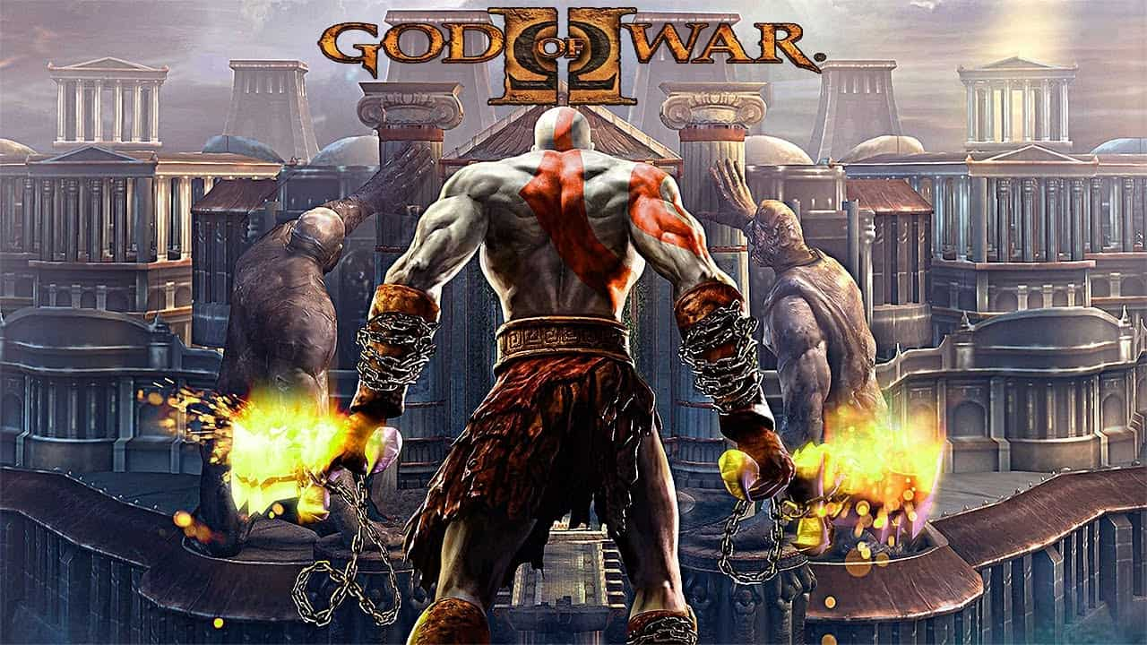 تحميل لعبة god of war 2 للكمبيوتر برابط مباشر