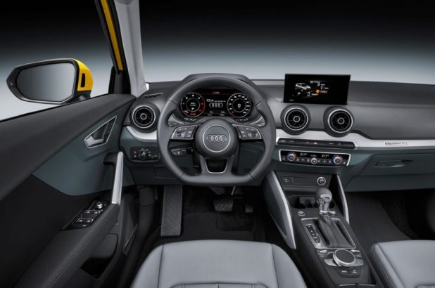 2019 Audi Q2 images - Vehiclenewreport