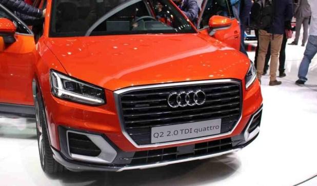 أودي Audi Q2 2017