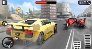 """لعبة سباق سيارات السرعه"""""""