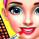 لعبة بنات مكياج - صالون تلبيس الاميرات