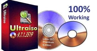 تحميل برنامج UltraISO الترا ايزو افضل برنامج حرق الاسطوانات وفك الضغط للكمبيوتر