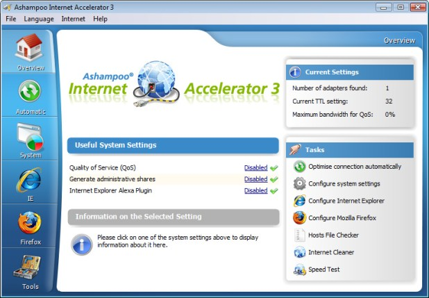ashampoo internet accelerator1