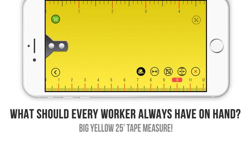 تحميل تطبيق مسطره للقياس