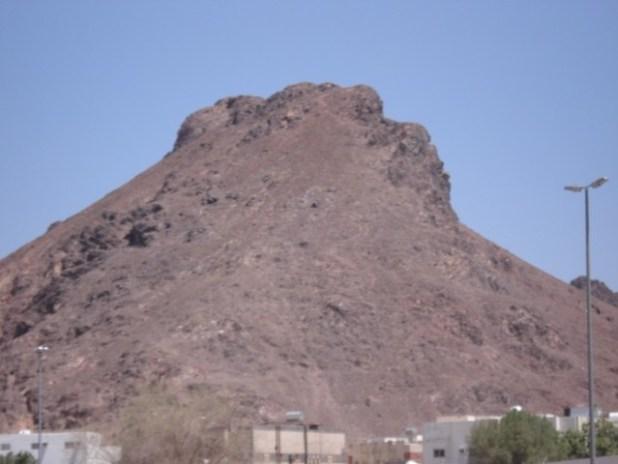 جبل احد