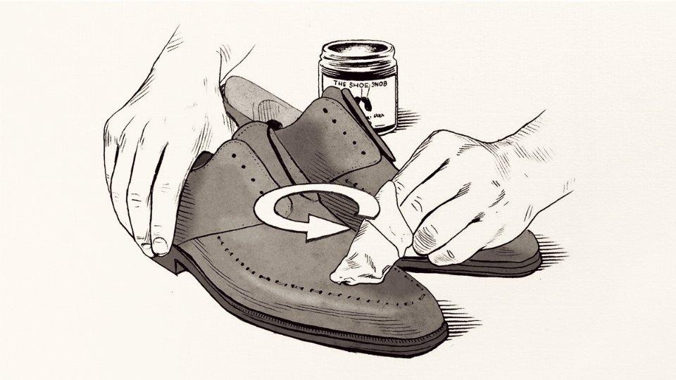 Как чистить кожаную обувь в домашних условиях?