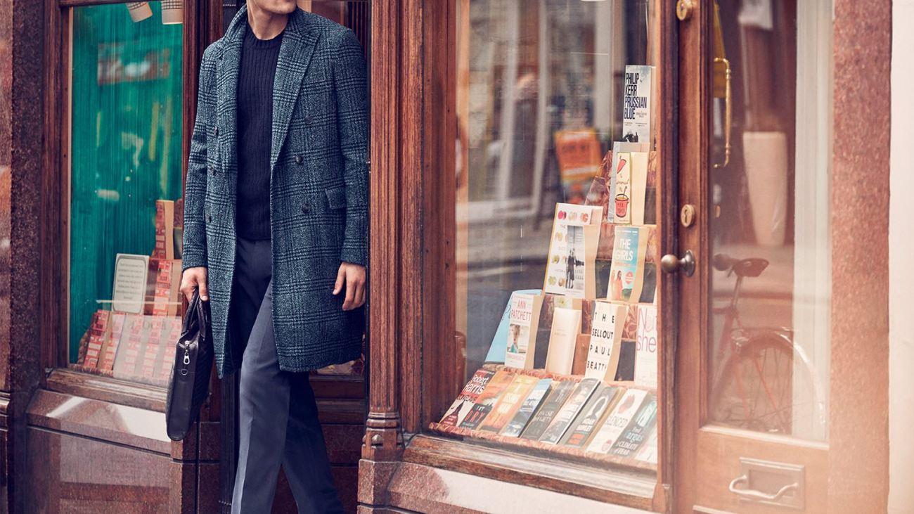 Итальянский бренд мужской одежды Boglioli