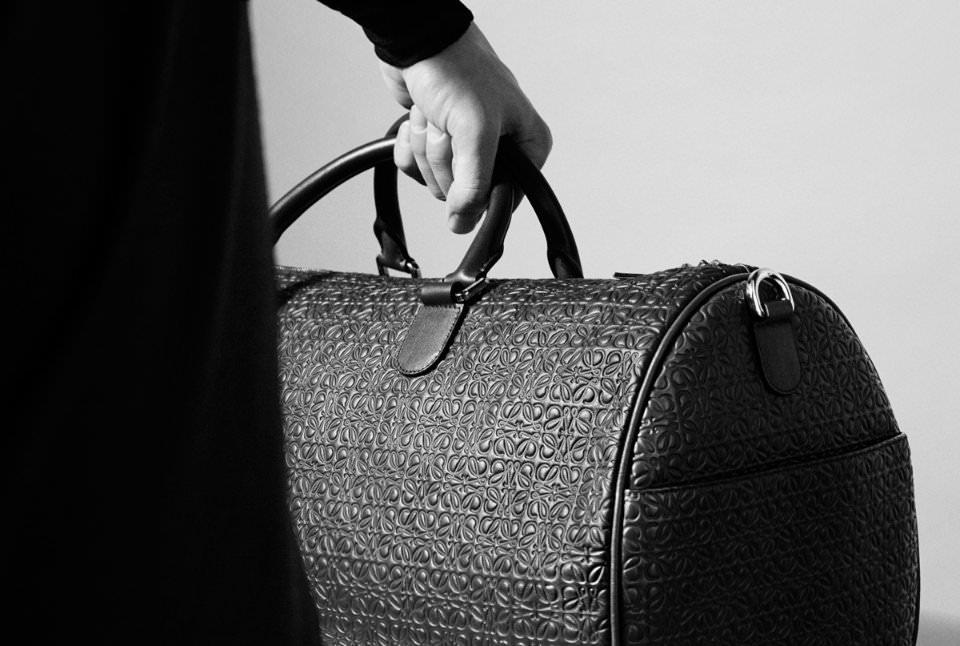 Мужская сумка для путешествий