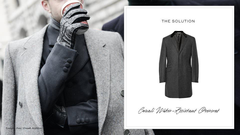 Как модно одеться зимой мужчине