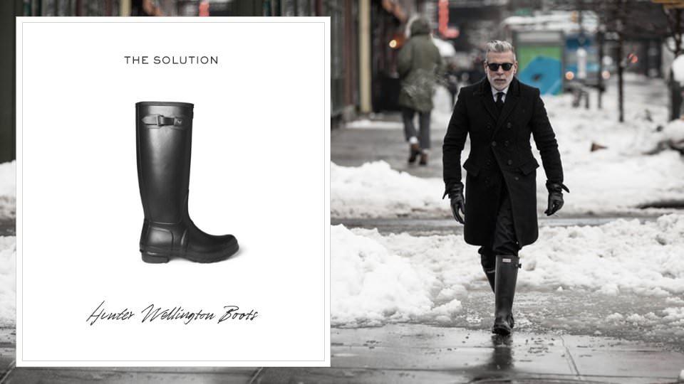 Какую обувь носить зимой мужчине