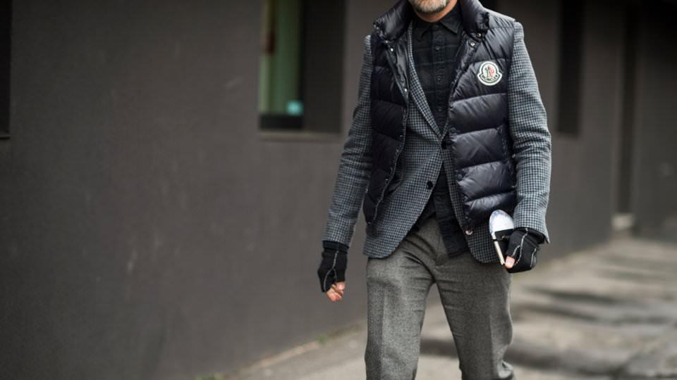 Как правильно одеваться зимой мужчине?