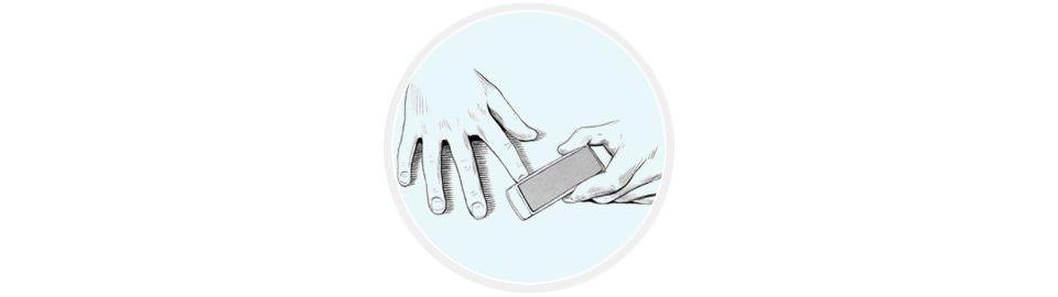как ухаживать за ногтями мужчине