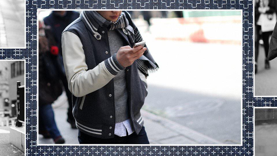 японский стиль в одежде современный