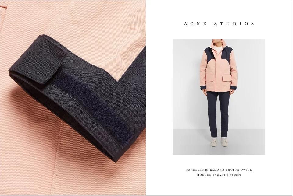 Одежда Acne Studios