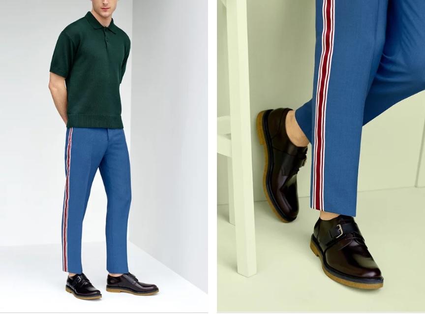 какую мужскую обувь носят без носков