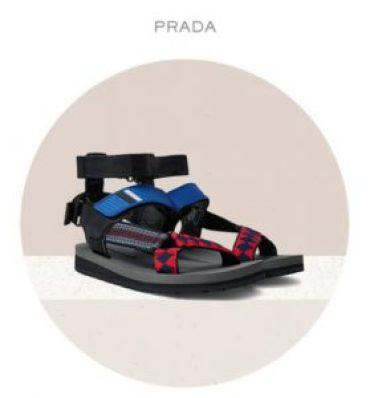 какие сандали +в моде 2017